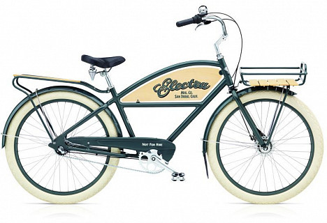 Велосипед Electra Cruiser Delivery 3i