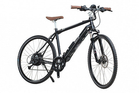 Купить Электровелосипед E BIKE 28 He-Al EBK R53 D 27 F Cros-E3 Advanced S004 sport