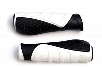 Купить Грипсы HL-G301 эргономичные черно-белые., ОПТ00003277