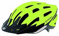 Купить Шлем 5-730916 спорт. с сеточкой 24отв. Semi-InMold 58-61см неон.-черн. светоотраж.+диод (10) VENTURA - СКИДКА 13%., И-0024815