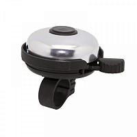 Купить Звонок 00-170720 сталь/пластик D=45мм (200) черно-серебристый - СКИДКА 45%., И-0050161
