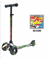 Купить Самокат SLIDER SS1C 3х колесный., И-0061856