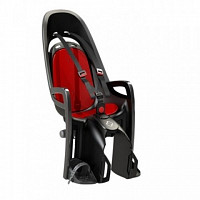 Купить Детское кресло HAMAX CARESS ZENITH W/CARRIER ADAPTER серый/красный 553042., И-0026047