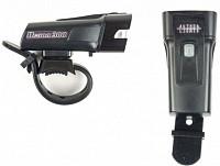 Купить Фара 8-12002310 1д. CREE 300люм./6ф. A-Vision Li-Pol АКБ 1100 MAh USB-заряд.+кабель черная AUTHOR - СКИДКА 15%., И-0052295