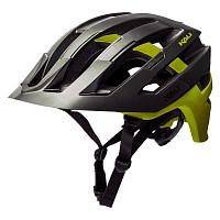 Купить Шлем ENDURO/MTB INTERCEPTOR 24отв S/M 54-58, сист BOA рег-ка р-ра, крепление фонаря и камеры, неон-черн мат 390гр LDL, NF, CF, SV. KALI - СКИДКА 51%., И-0068296