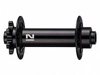 Купить Втулка NOVATEC D201SB передняя для FAT BIKE, вес 207г, 2 промподшипника, 32H х14G, O.L.D. 150мм, P.C.D. 58мм, F.T.F. 90,6мм, ось 15 х 150мм., И-0054830