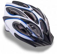 Купить Шлем спортивный SKIFF 143 BLUE/WHITE/BLACK р-р 58-62см AUTHOR., И-0049950