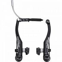 Купить Тормоз V-brake Shimano BR-T610, черный, задний, колодки S70C EBRT610RX41SLP., И-0034738