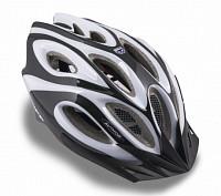 Купить Шлем 8-9001255 спорт. с сеточкой Skiff 115 Black 14отв. INMOLD черно-белый 52-58см (10) AUTHOR - СКИДКА 3%., И-000010032